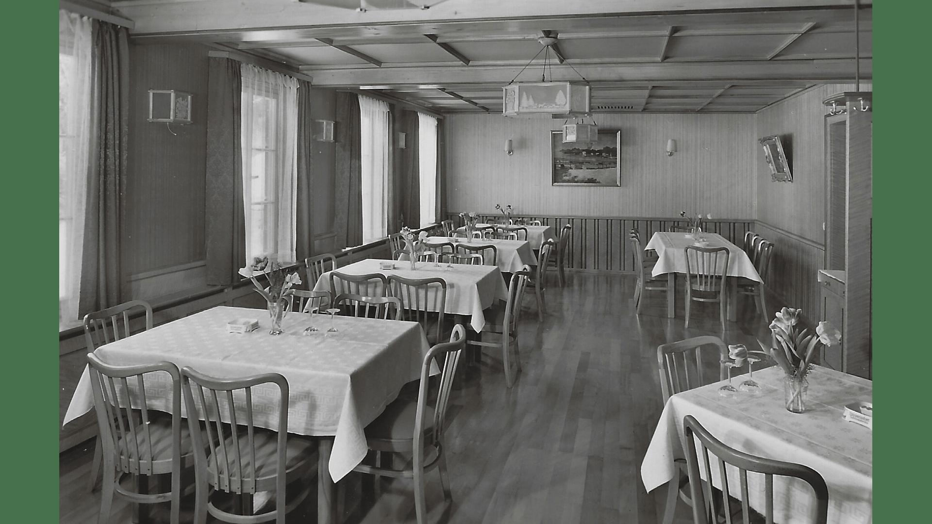 Schickhardtstube, ab 1964 Hauskapelle; Foto:  Archiv Arme Schulschwestern