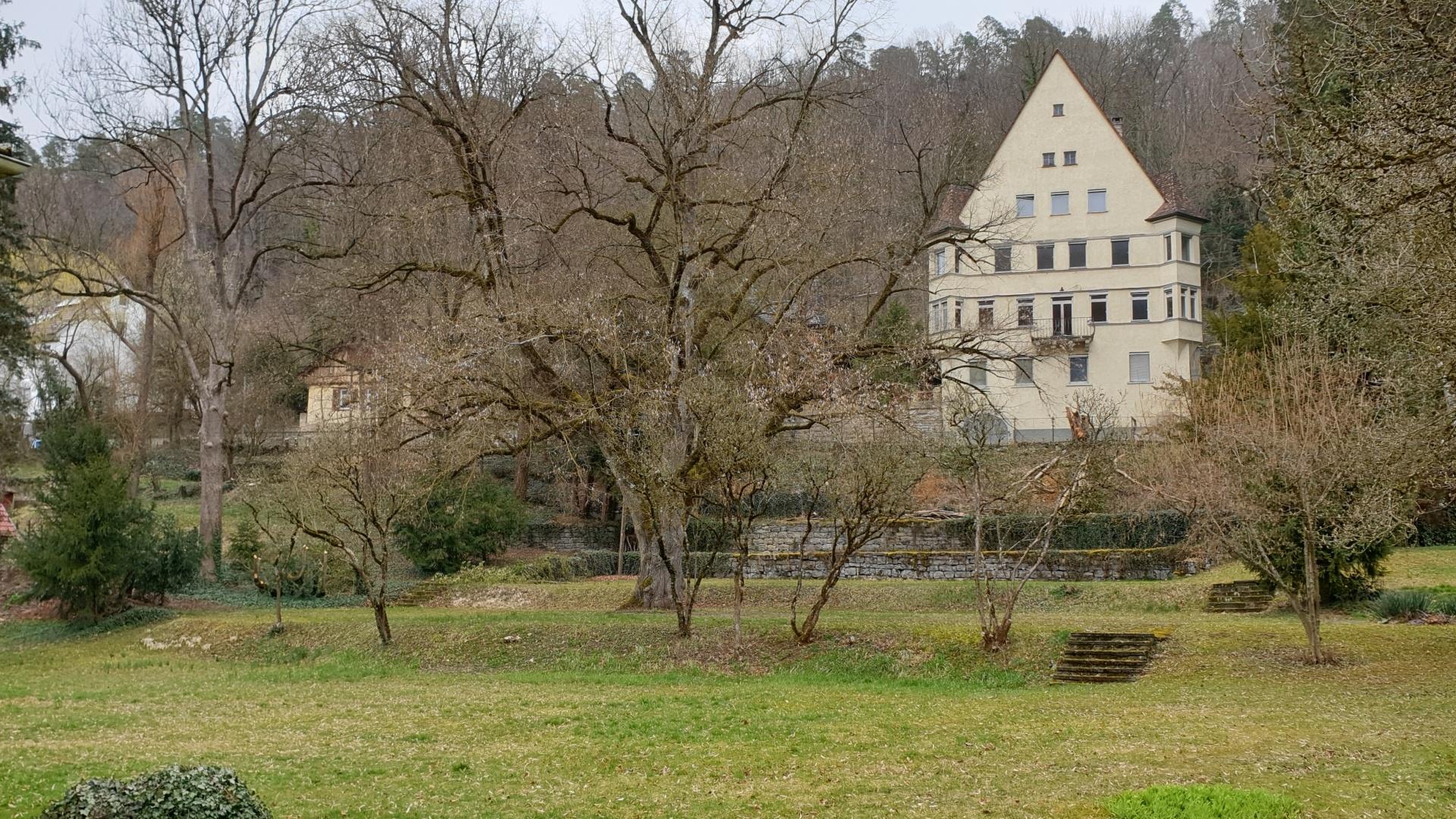 Steinersche Villa (Haus am Berg) Foto:  Archiv Arme Schulschwestern