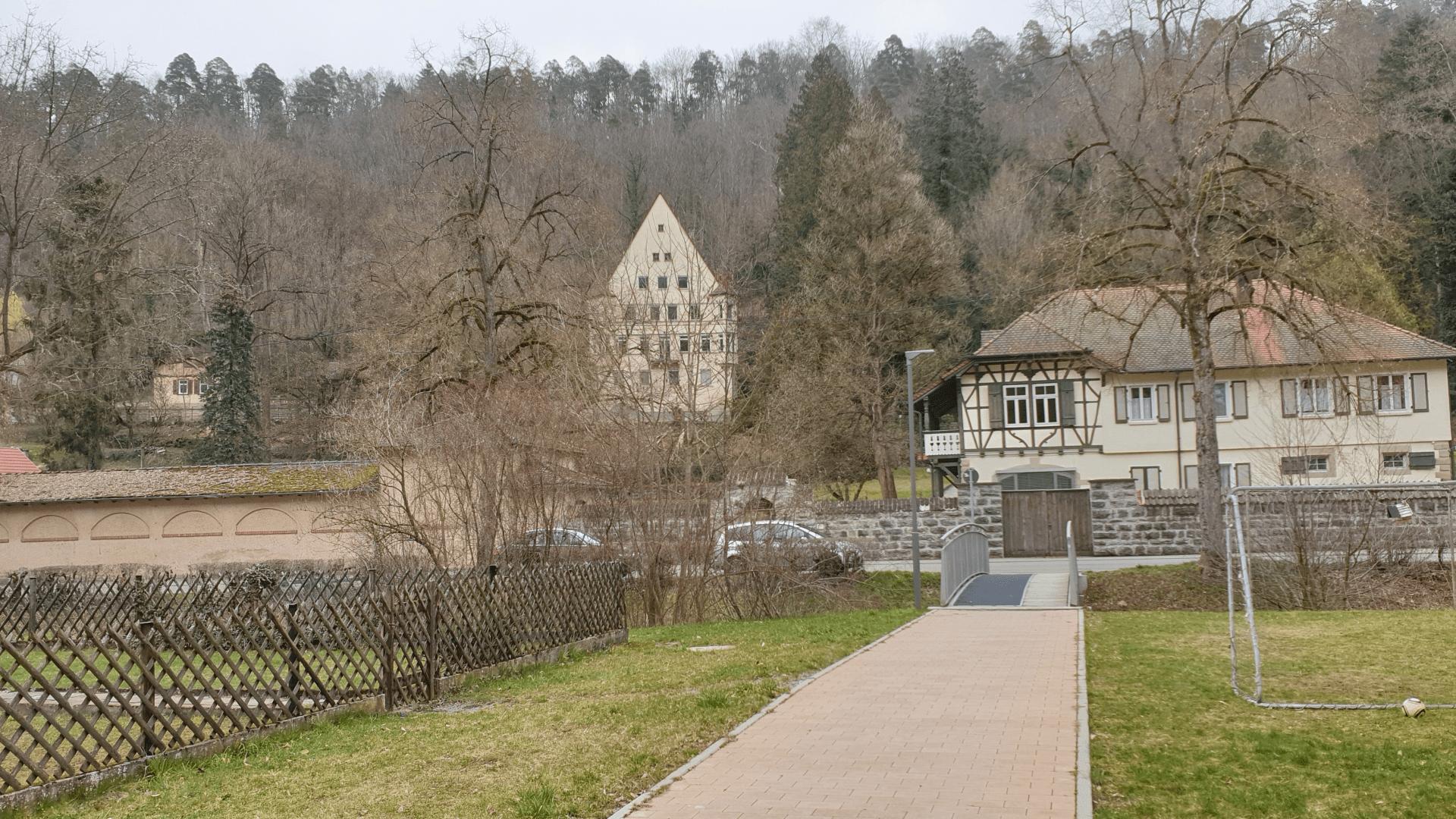 Gästehaus Badstr. 67 (Fritz-Keller Haus)  – Foto:  Archiv Arme Schulschwestern