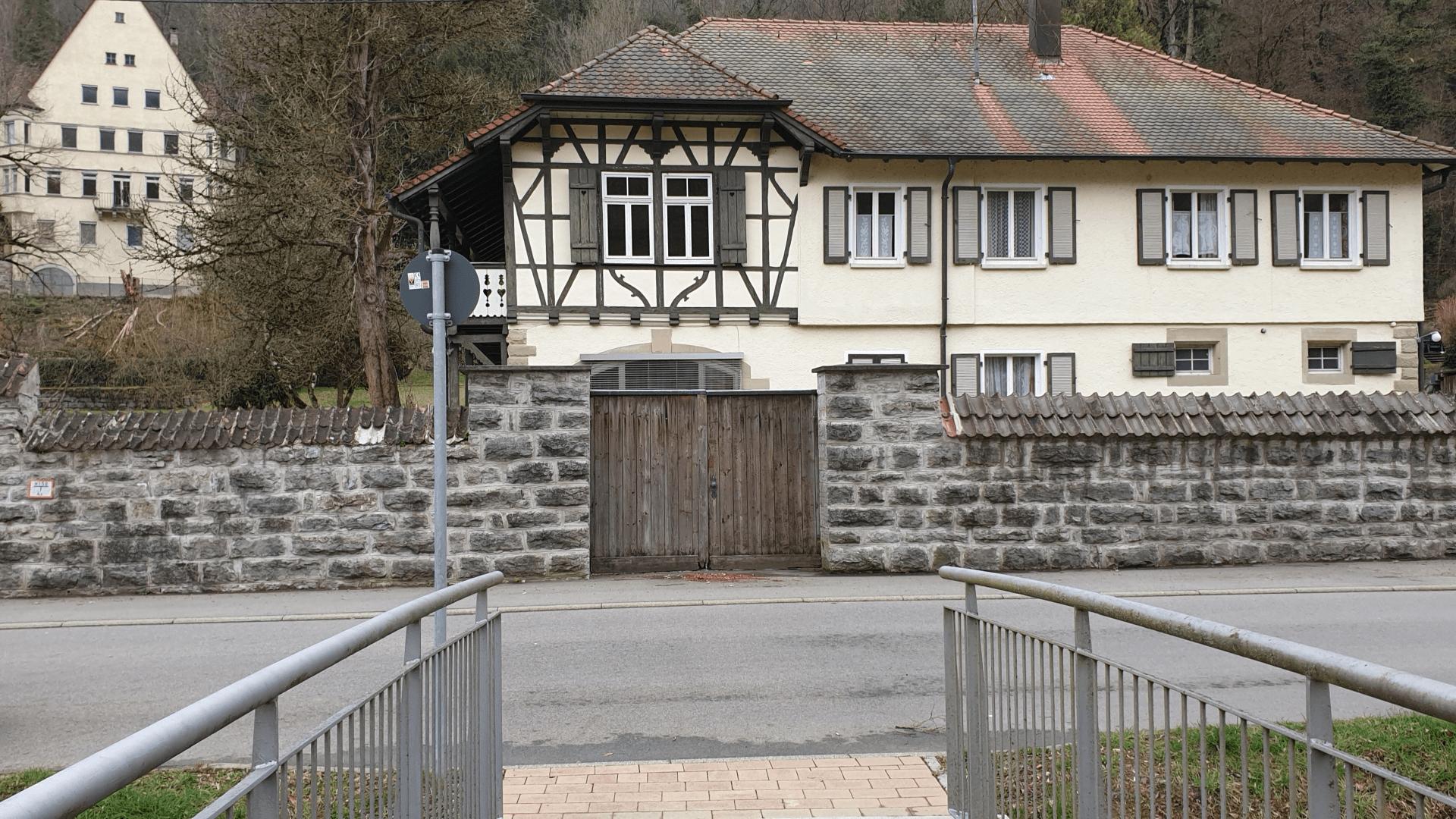 Gästehaus, Badstr. 67. Foto:  Archiv Arme Schulschwestern
