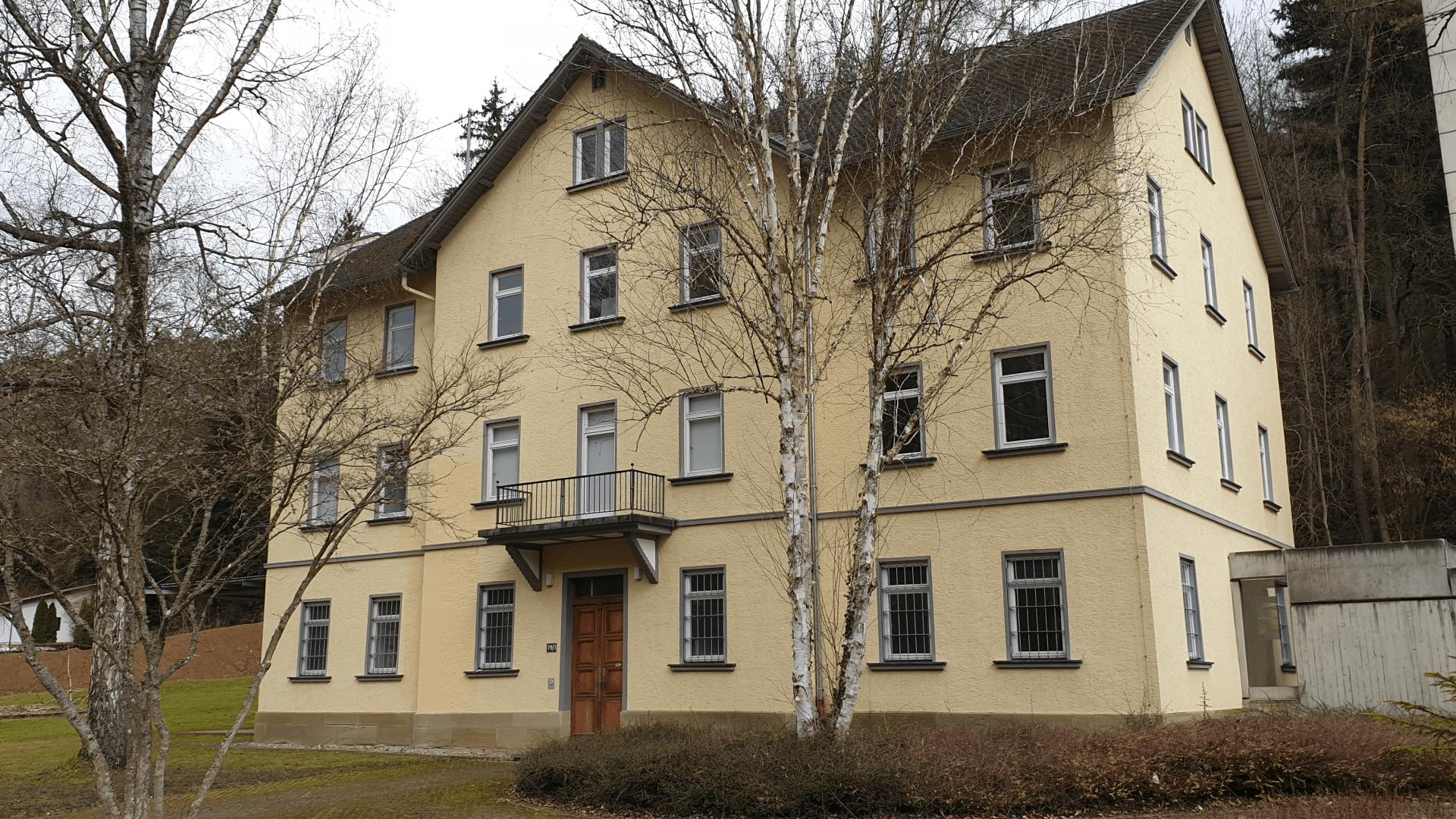Ehem. Gästehaus Bad Str. 85 –Foto ; Archiv Arme Schulschwestern