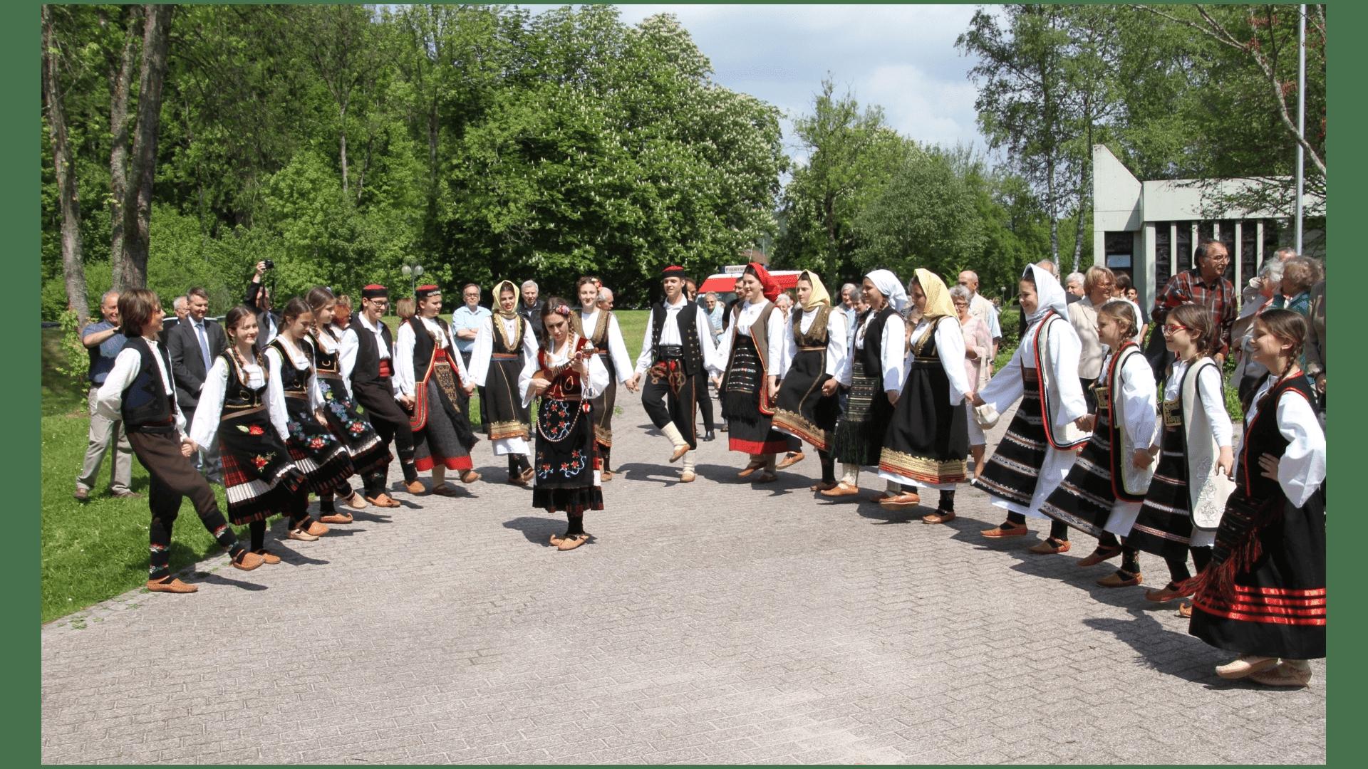 Wallfahrt 2017 – mit Gästen aus Serbien. Foto: Archiv Freundeskreis Filipowa