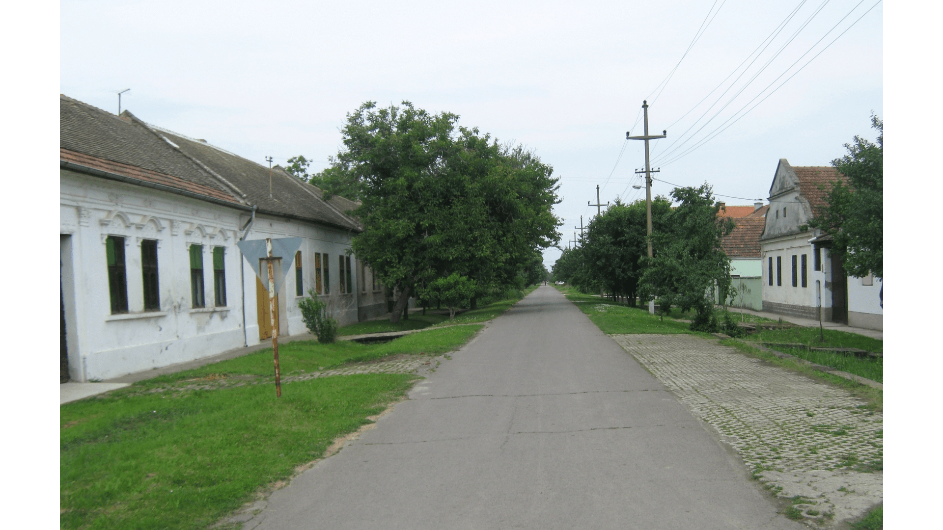 Straßenbild in Filipowa 2013. Foto: Archiv Freundeskreis Filipowa