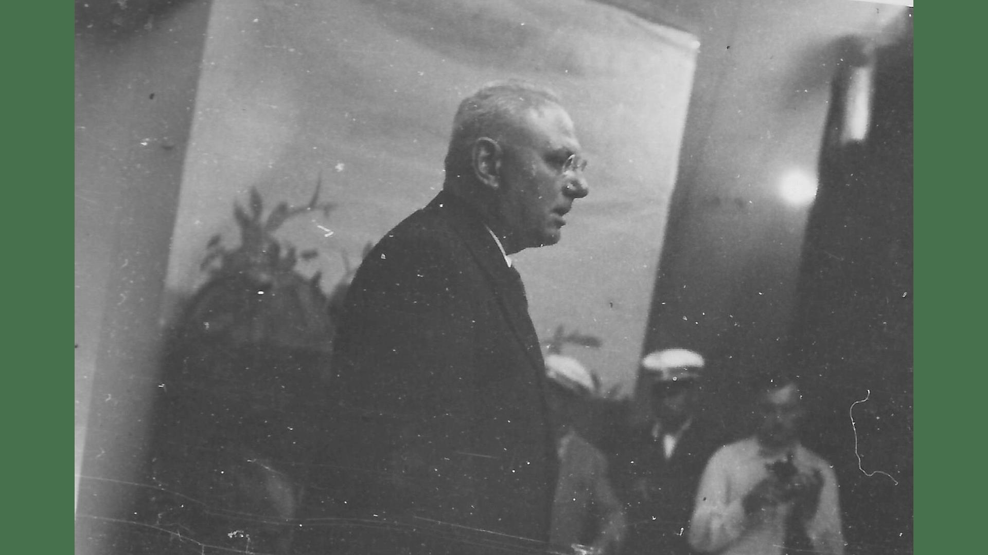 Johann Keks, Bundesobman des SDKB (Schwäb. Deutscher Kulturbund)
